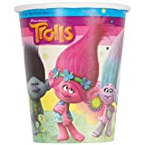 9oz Trolls Party Cups, 8ct