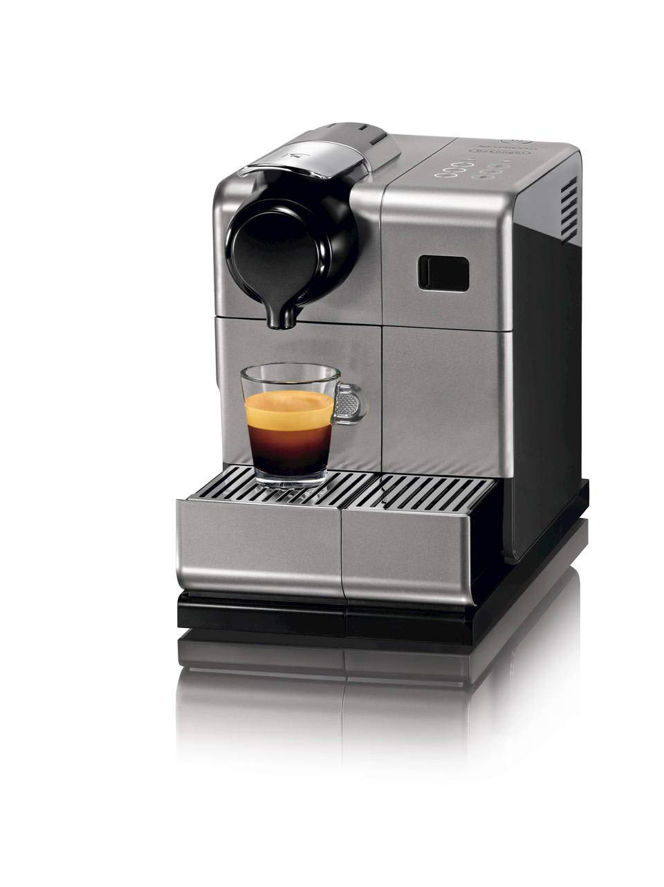 Nespresso EN550.S Lattissima Touch, 1400 W, 1 Cups, Plástico ...