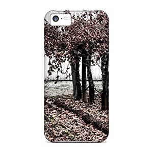 Tpu Case Cover Compatible For Iphone 5c/ Hot Case/ Lambroghini Diablo By Cherry Trees