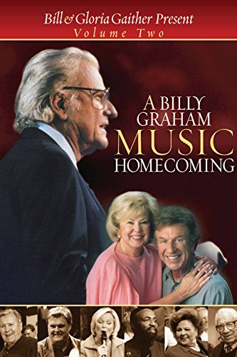 A Billy Graham Music Homecoming Volume Two, used for sale  Delivered anywhere in USA