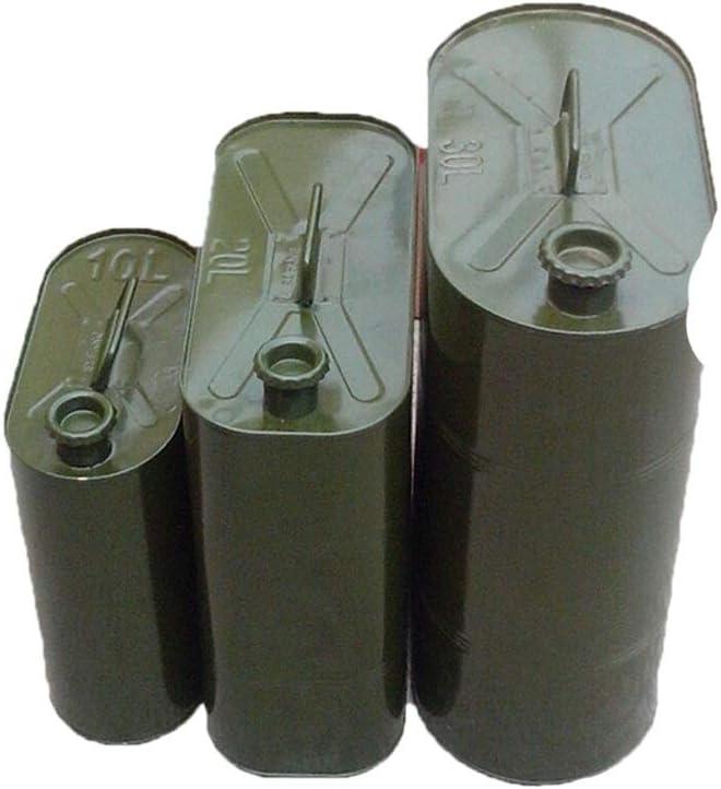 NSDFG Latas de Gasolina: latas de Gasolina portátiles de 30 ...