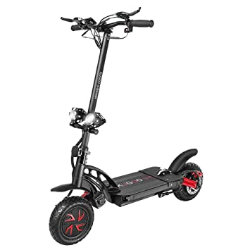 Patinete Eléctrico, Scooter Eléctrica KUGOO G-Booster ...