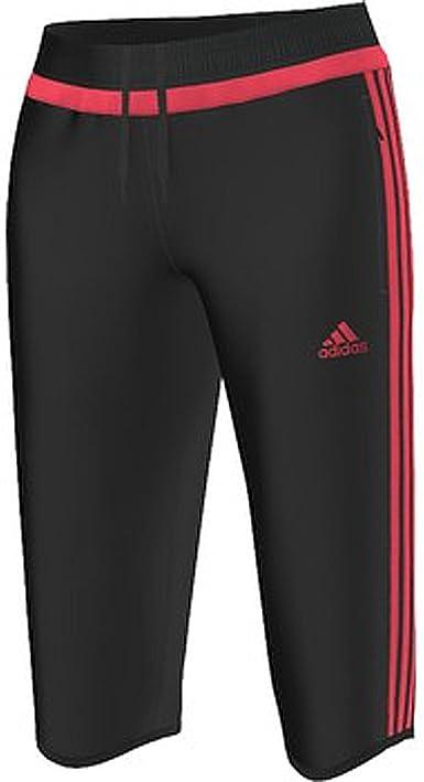 Amazon Com Adidas Performance Tiro Pantalones Tres Cuartos Para Mujer Xxl Clothing