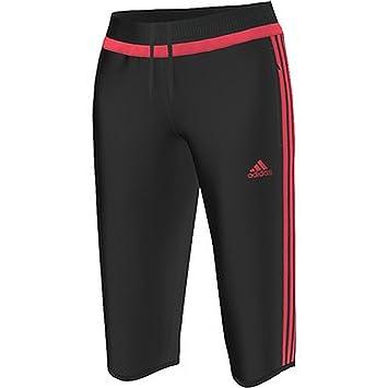 cf368d301563 Amazon.com  adidas Performance Women s Tiro Three-Quarter Pant  Clothing