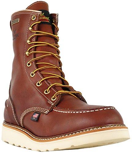 Thorogood Moc Toe Boots - 8