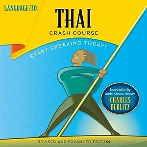 Thai Crash Course Audiobook