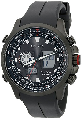 Citizen Men's Analog-Digital Chronograph Eco-Drive Promaster