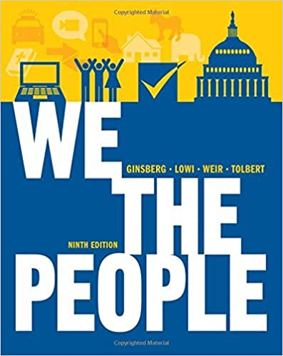 We The People An Introduction To American Politics Full