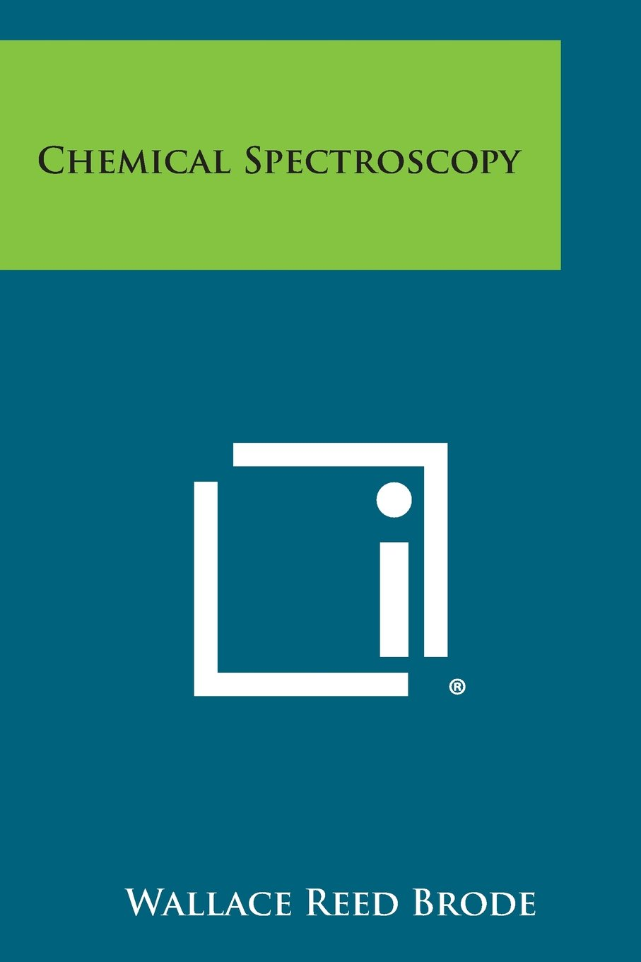 Download Chemical Spectroscopy ebook