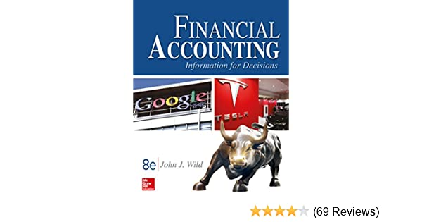 Financial accounting information for decisions john j wild financial accounting information for decisions john j wild 9781259533006 amazon books fandeluxe Images