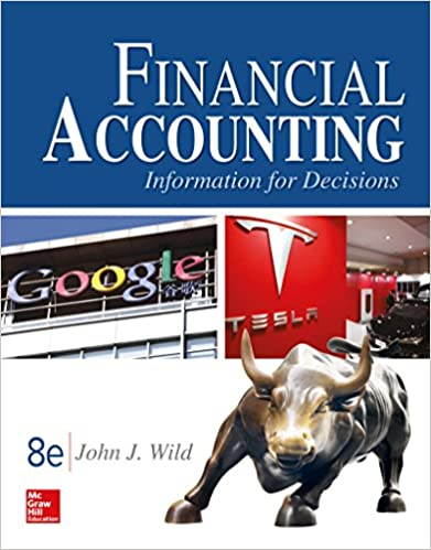 Financial accounting information for decisions john j wild financial accounting information for decisions 8th edition fandeluxe Images