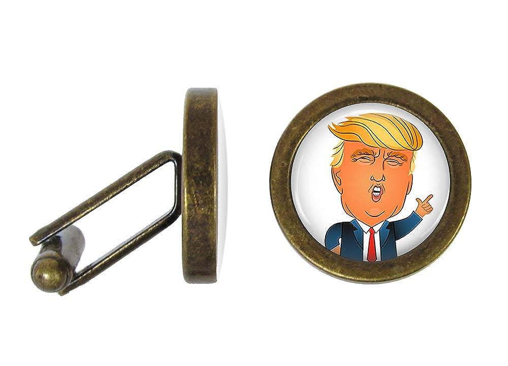 Angled Edition Oakmont Cufflinks Trump Cufflinks President Trump Cuff Links