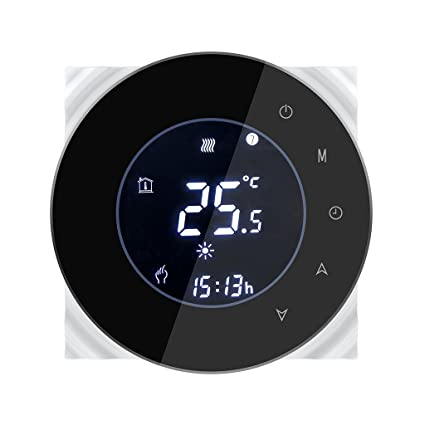 Micronature Smart Thermostat, Easy Heating System Control for Your
