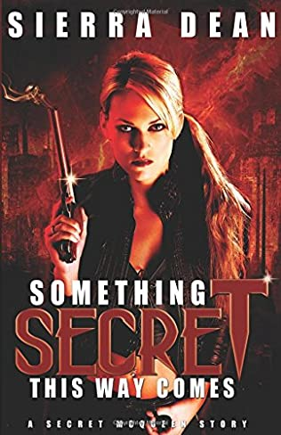 book cover of Something Secret This Way Comes