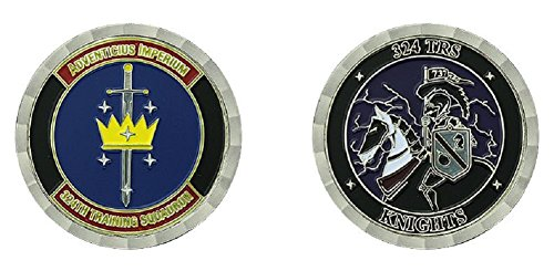 324th Knights Lackland Challenge Coin ()