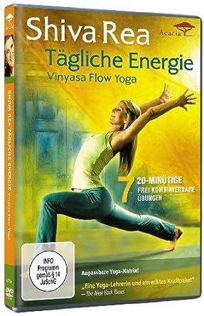 Shiva Rea - Vinyasa Flow Yoga [Alemania] [DVD]: Amazon.es ...