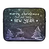 Best U Happy Baby Slings - Laptop Sleeve Case Protective Bag Merry Christmas And Review