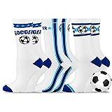 Super Saving Sports Design Theme Fashion Socks 3-Pair Pack