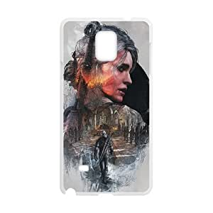 Samsung Galaxy Note 4 Cases Cell Phone Case Cover The Witcher 3 Wild Hunt 5R52R514818
