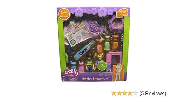 Polly Pocket So Hot Snapshots