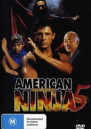 American Ninja 5 [Edizione: Stati Uniti] [USA] [DVD]: Amazon ...
