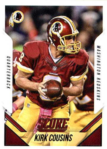 2015 Panini Score #50 Kirk Cousins NM-MT Washington Redskins Official NFL Football Trading Card ()