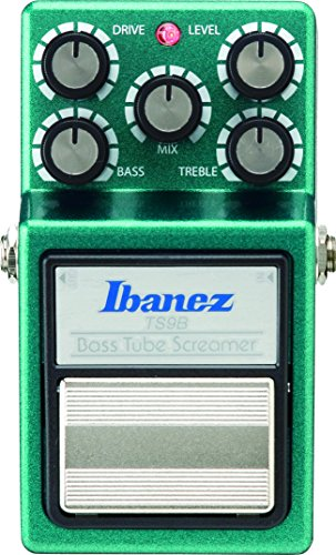(Ibanez TS9B 9 Series Bass Tubescreamer Distortion Pedal )