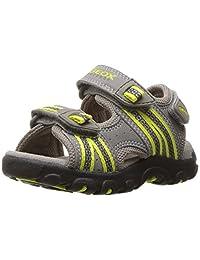 Geox Kids J S.STRADA A Athletic Sandals