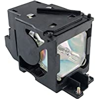 Panasonic PT-LC55U Projector Assembly with High Quality Original Bulb Inside