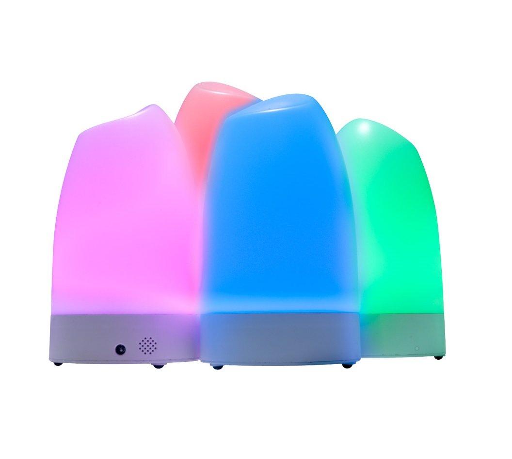 屋内屋外で使える★リチウム電池式照明器具4個セット 間接照明 239226 American DJ社【並行輸入】 B00FW1PRJQ