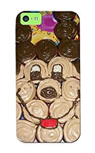 TYHH - Iphone 5/5s Case, Premium Protective Case With Awesome Look - Lola Pearl Bake Hoppe Celebrity Post Mickey Mouse Cupcakes ending phone case
