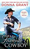 My Favorite Cowboy (Heart of Texas) by  Donna Grant in stock, buy online here