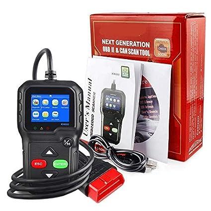 Automotive Tools & Supplies KW680 Diagnostic Scan Tool Car Code Reader CAN OBDII OBD2 EOBD Fault Scanner