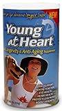 Animal Naturals K9 Young At Heart – Longevity and Anti Aging – 1 lb., My Pet Supplies