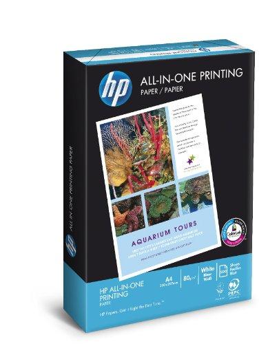 Papier HP All in One Paper/A4 500sh 80g (Hp A4 Printer Paper)