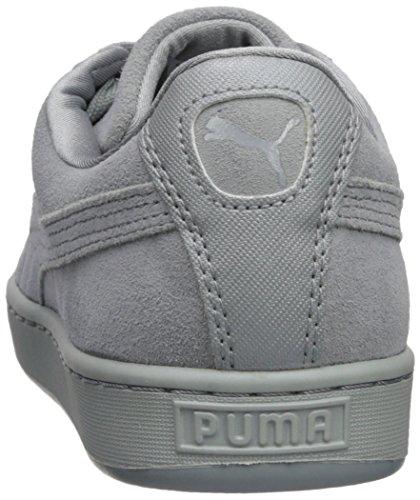Puma Mænds Ruskind Klassiske Anodiseret Sneaker Stenbrud-stenbrud EHlGycf