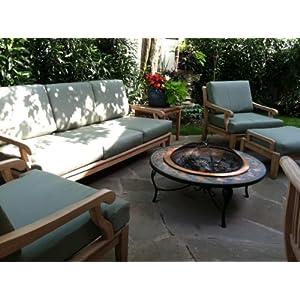 51dx2A71CFL._SS300_ Teak Patio Furniture