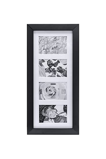 Amazoncom Malden 4x6 4 Opening Collage Matted Picture Frame