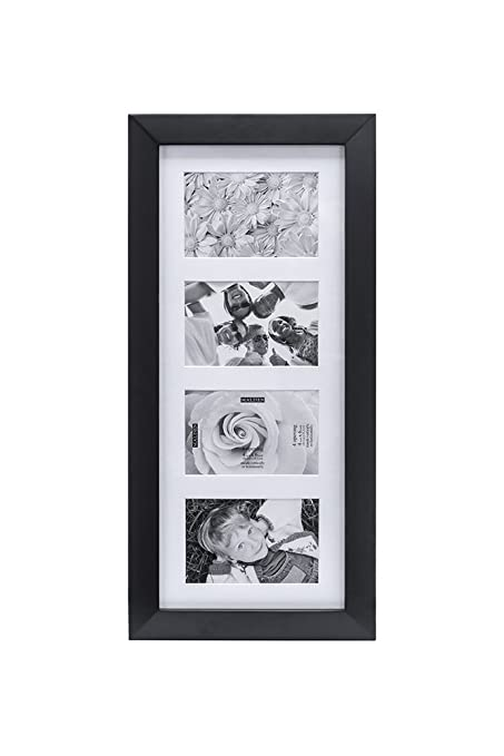Amazon Malden 4x6 4 Opening Collage Matted Picture Frame
