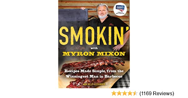 Smokin With Myron Mixon Ebook