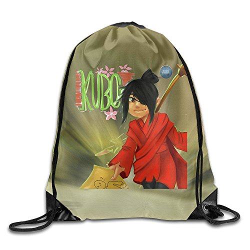 design-hiking-daypack-kubo-and-the-two-strings-drawstring-backpack-breathability-backpack