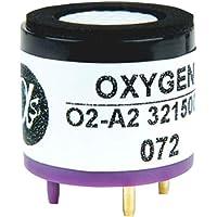 Kcnsieou Szeroko stosowany 1 szt. czujnik tlenu alfasense O2-A2 czujnik gazu czujnik tlenu
