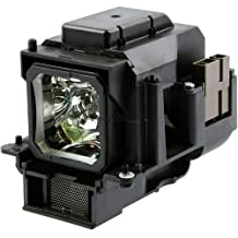 Electrified VT-75LP-ELE4 Replacement Lamp with Housing for VT670 for NEC Products