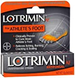 Best Athletes Foot Creams - Lotrimin AF Antifungal Cream, Athletes Foot - .42 Review