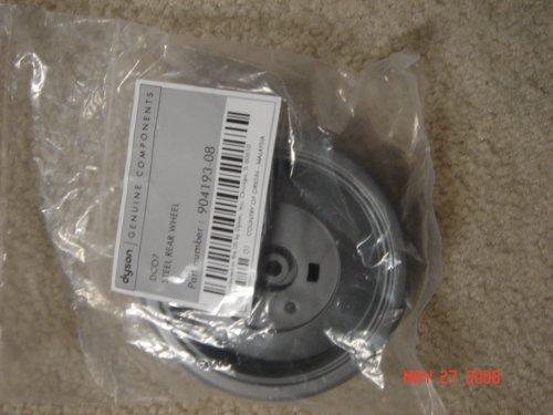 Dyson DC07 upright Rear Wheel #904193 Steel/Gray - Wheel Dyson Rear