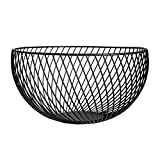 Fruit Basket and Bowl for Kitchen Table or Home Decoration