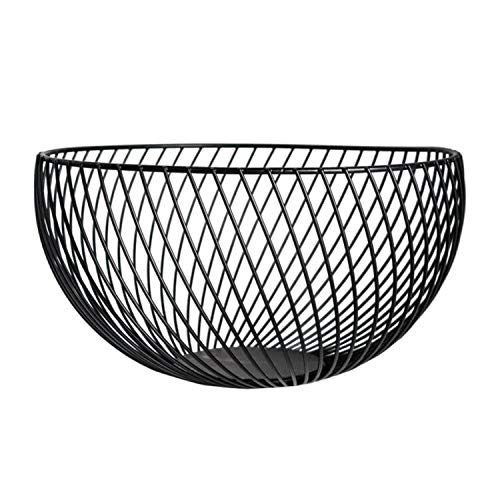 Fruit Basket and Bowl for Kitchen Table or Home Decoration by HNBYFS