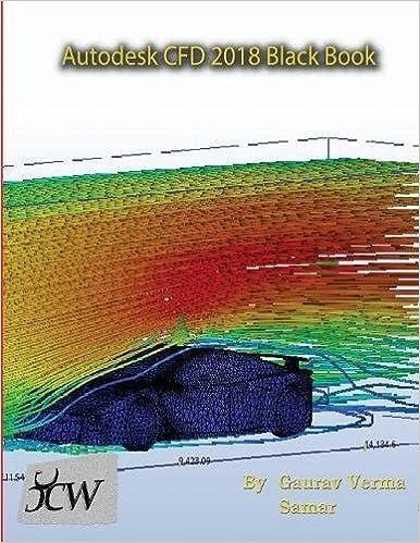 Autodesk CFD 2018 Black Book: Gaurav Verma, Samar