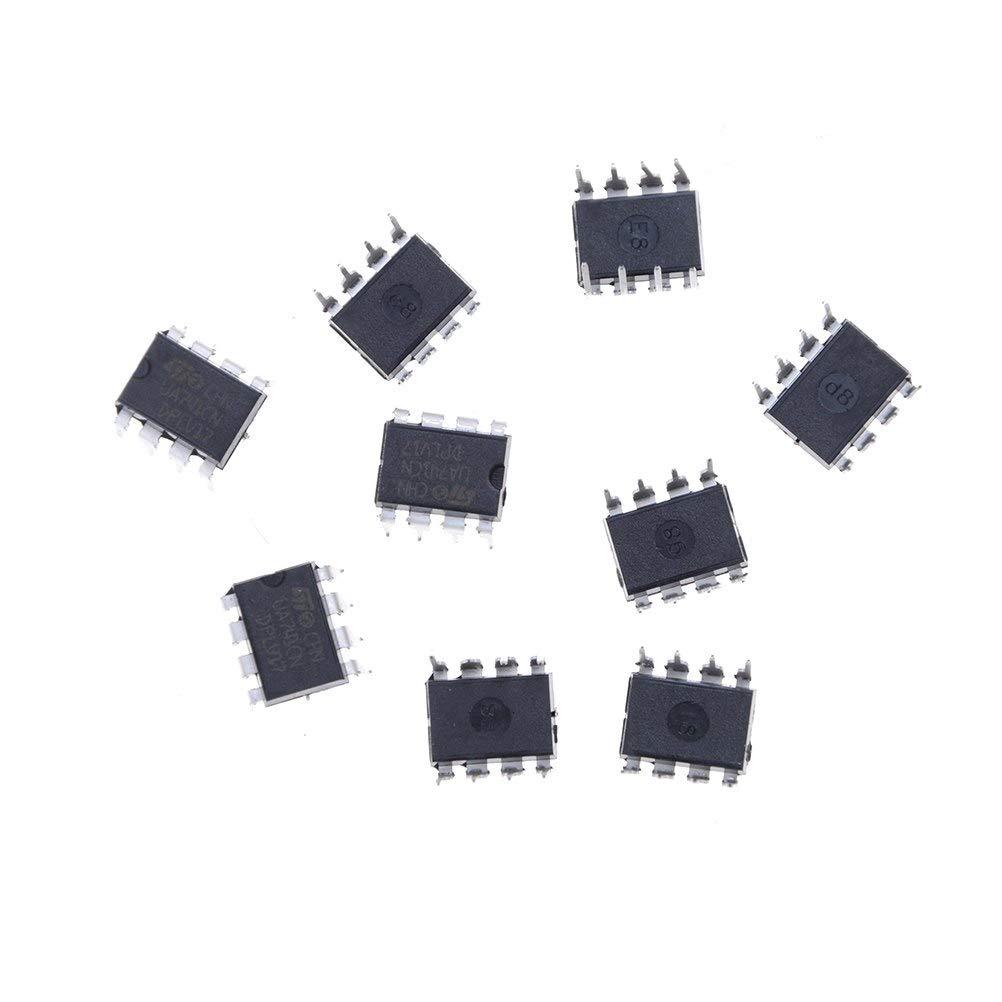 UA741CN LM741 Operational Amplifier DIP-8 hot Selling New Original 10pcs//lot