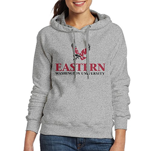 FUOALF Women's Pullover Eastern Washingt - Swoop Pullover Hoodie Shopping Results